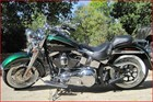 Used 2006 Harley-Davidson&reg; Softail&reg; Deluxe