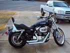 Used 2008 Harley-Davidson&reg; Sportster&reg; 1200 Custom 