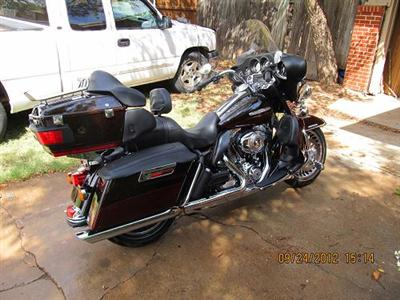 Photo of a 2011 Harley-Davidson&reg; FLHTK Electra Glide Ultra Limited 