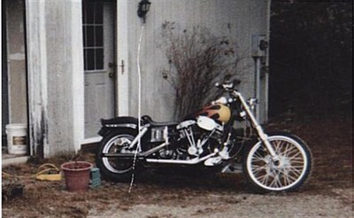 Photo of a 1978 Harley-Davidson&reg; FXS Low Rider&reg;