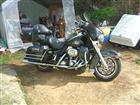 Photo of a 2008 Harley-Davidson® FLHTCU Ultra Classic® Electra Glide®