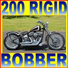 New 2013 American Classic Motors 200 Rigid Bobber 
