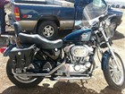 Used 2002 Harley-Davidson&reg; Sportster&reg; Hugger&reg; 883