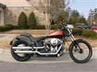 New 2011 Harley-Davidson® Softail® Blackline™
