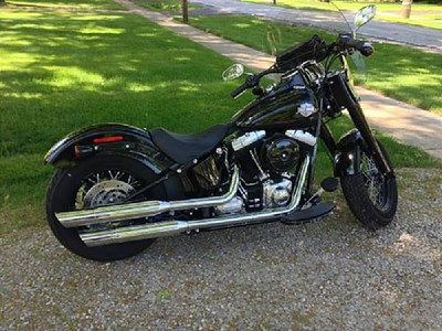 Used 2012 Harley-Davidson® Softail® Slim™