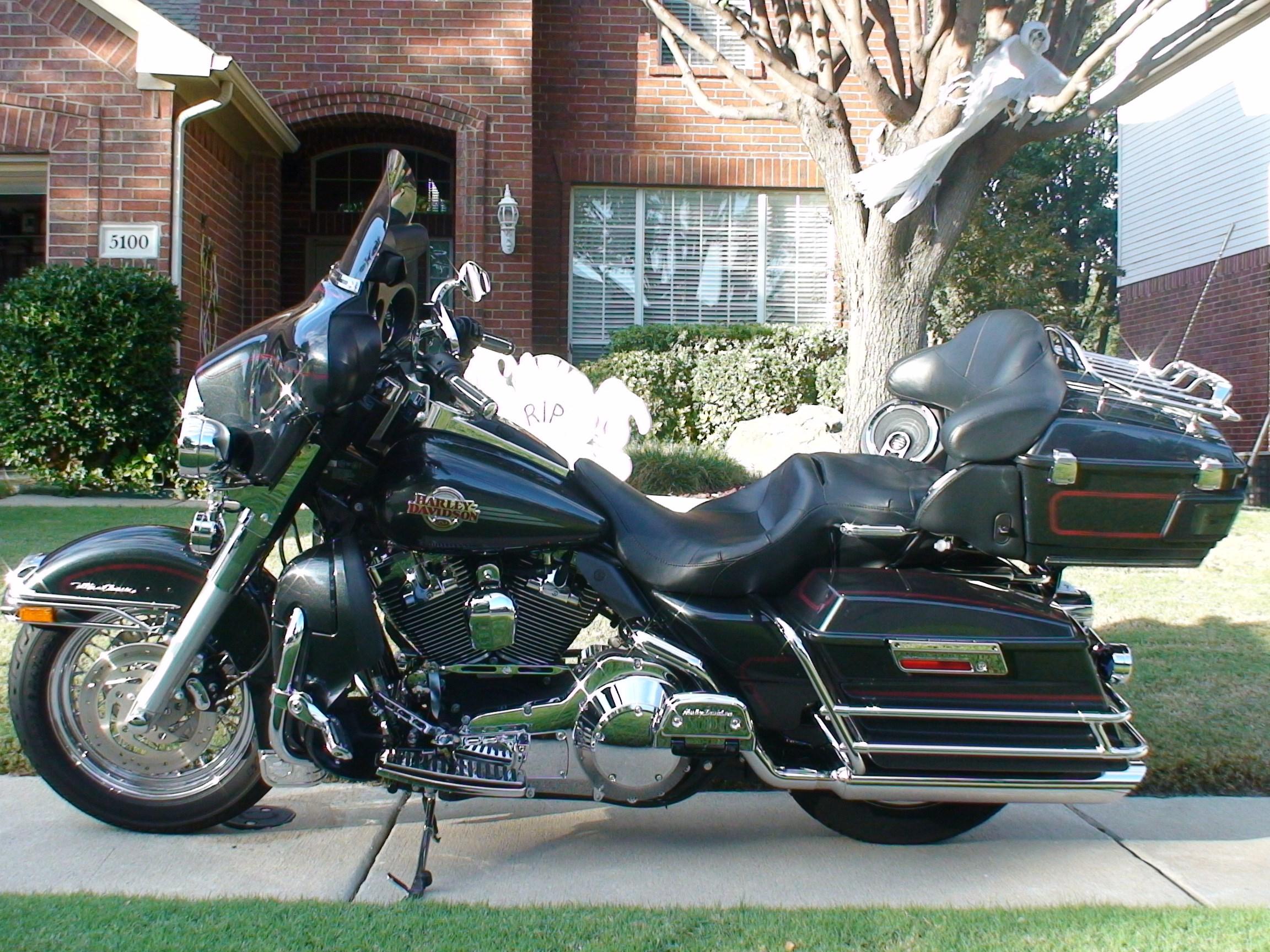 2006 Harley Davidson 174 Flhtcu I Electra Glide 174 Ultra