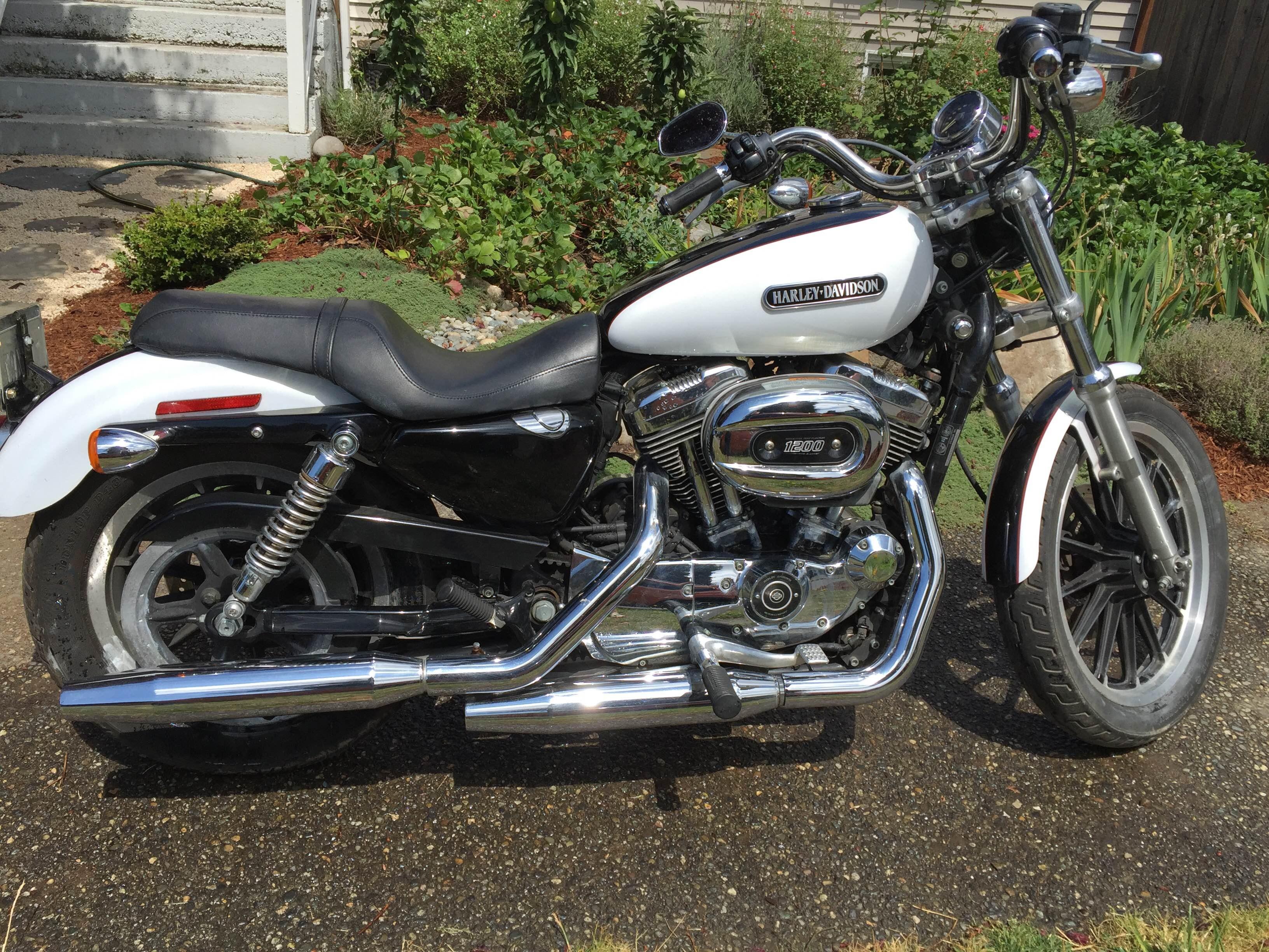 2007 Harley-Davidson® XL1200L Sportster® 1200 Low ...