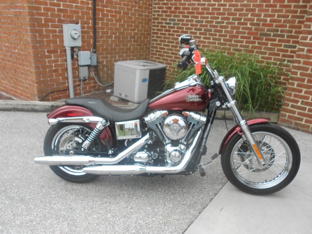 2013 Harley-Davidson® FXDB Dyna® Street Bob® – $10900