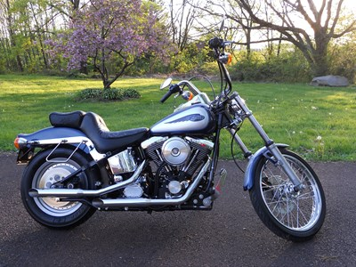 Used 1999 Harley-Davidson® Softail® Custom