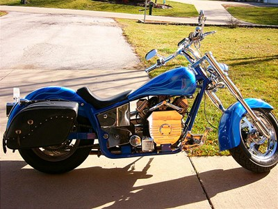 Used 2005 Ridley Auto-Glide 744