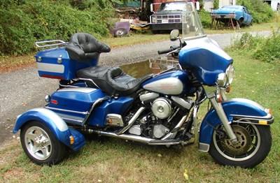 Used 1989 Harley-Davidson® Custom Trike