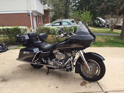 Used 2001 Harley-Davidson® Screamin' Eagle® Road Glide®
