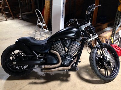 Used 2009 Victory Hammer™ S