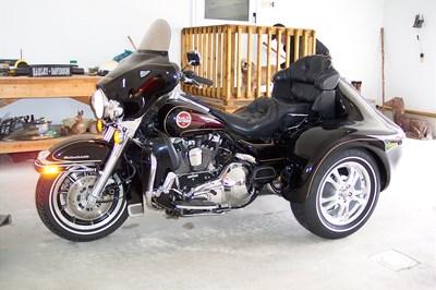 Used 1996 Harley-Davidson® Custom Trike