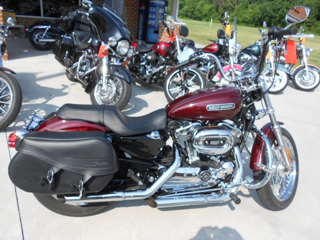 2008 Harley-Davidson® XL1200L Sportster