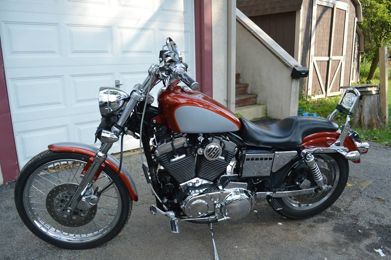 Photo of a 1999 Harley-Davidson® XL1200S Sportster® 1200 Sport