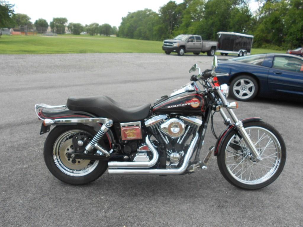 1994 Harley-Davidson® FXDWG Dyna® Wide Glide – $5900