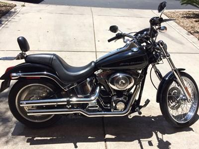 Used 2006 Harley-Davidson® Softail® Deuce™