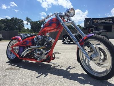 Used 2003 IronWorks Rage Hardtail