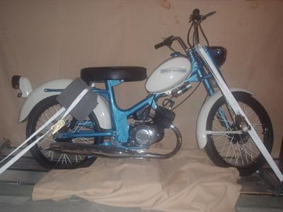 Photo of a 1968 Harley-Davidson® M65 Leggero
