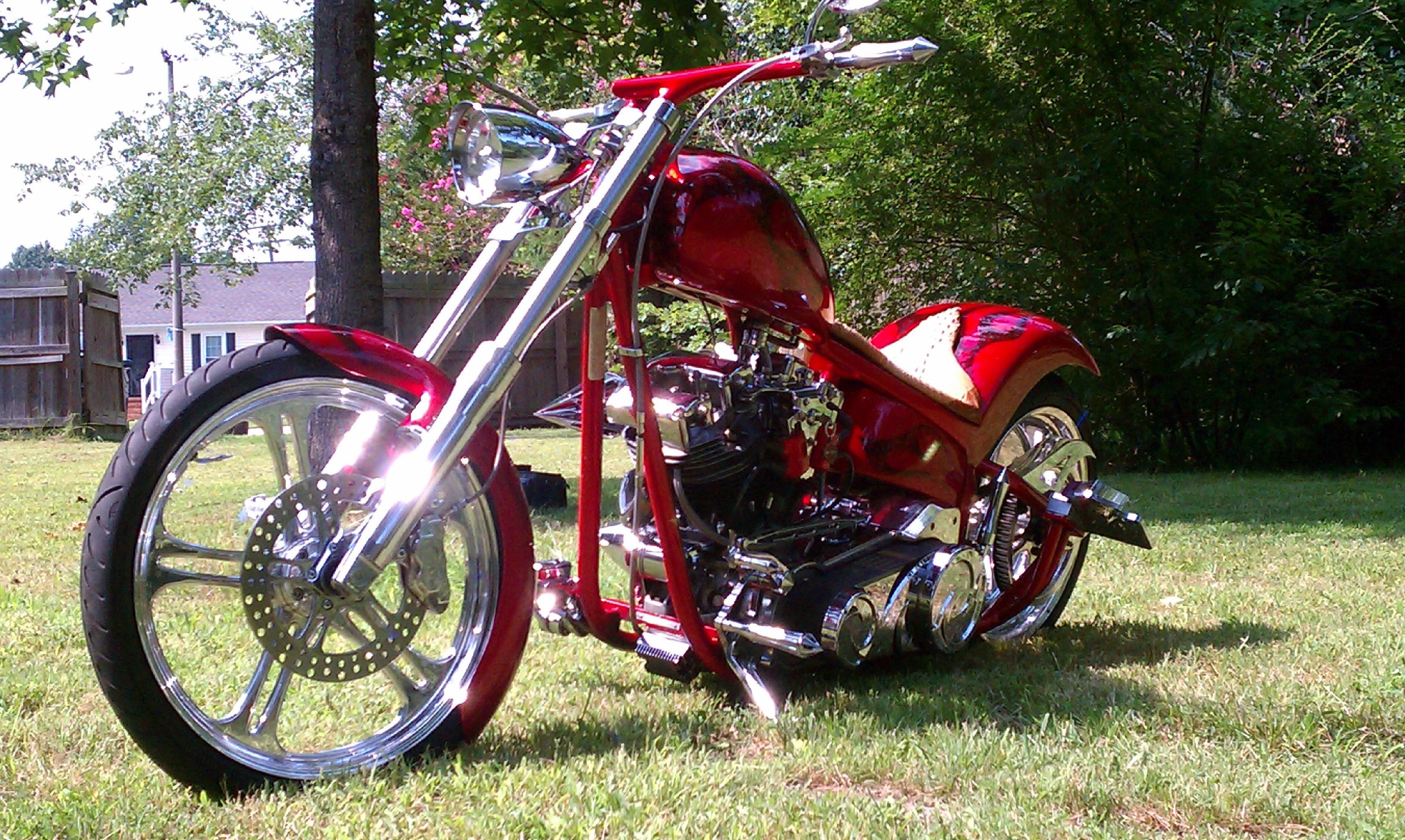 2011 harley davidson custom candy apple red norfolk for All ride motors norfolk va