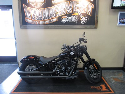 New 2016 Harley-Davidson® Softail® Slim® S