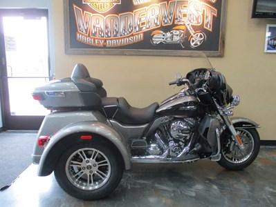 New 2016 Harley-Davidson® Tri Glide® Ultra