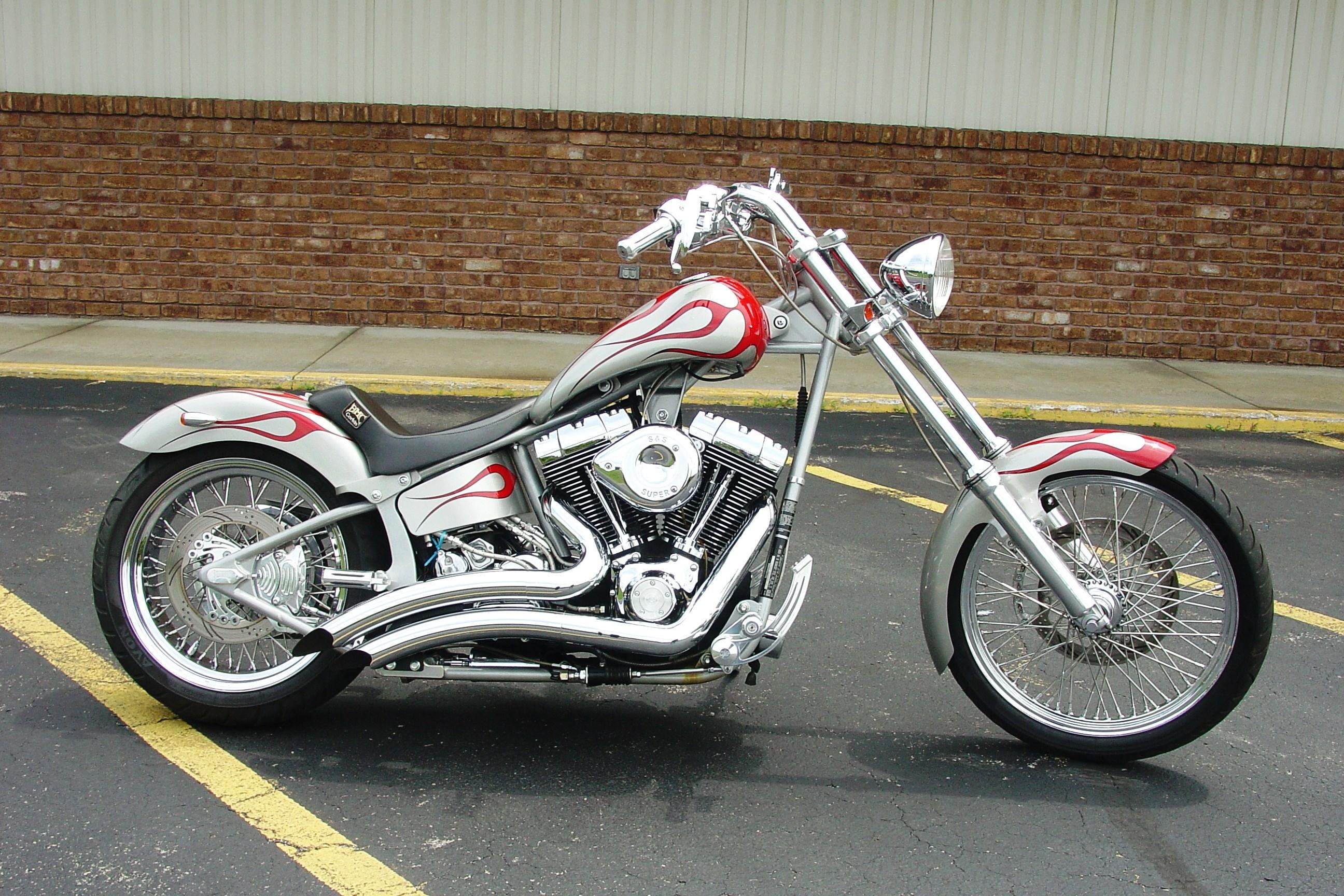 2004 BMC Choppers Notorious 988