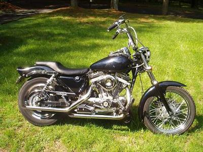 Photo of a 1990 Harley-Davidson® XLH-1200 Sportster