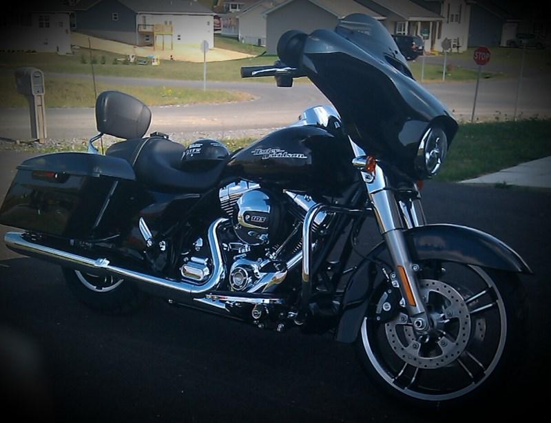 Photo of a 2014 Harley-Davidson® FLHX Street Glide®