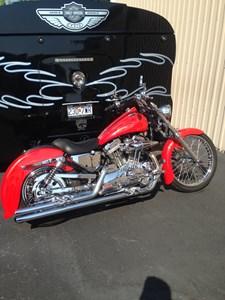 Used 1995 Harley-Davidson® Sportster® 1200 Custom