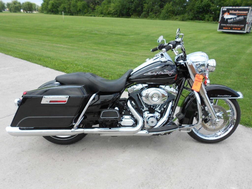 2012 Harley-Davidson® FLHR Road King