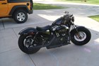 Used 2013 Harley-Davidson® Sportster® 1200 Forty-Eight