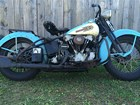 Used 1939 Harley-Davidson® Special Sport Solo