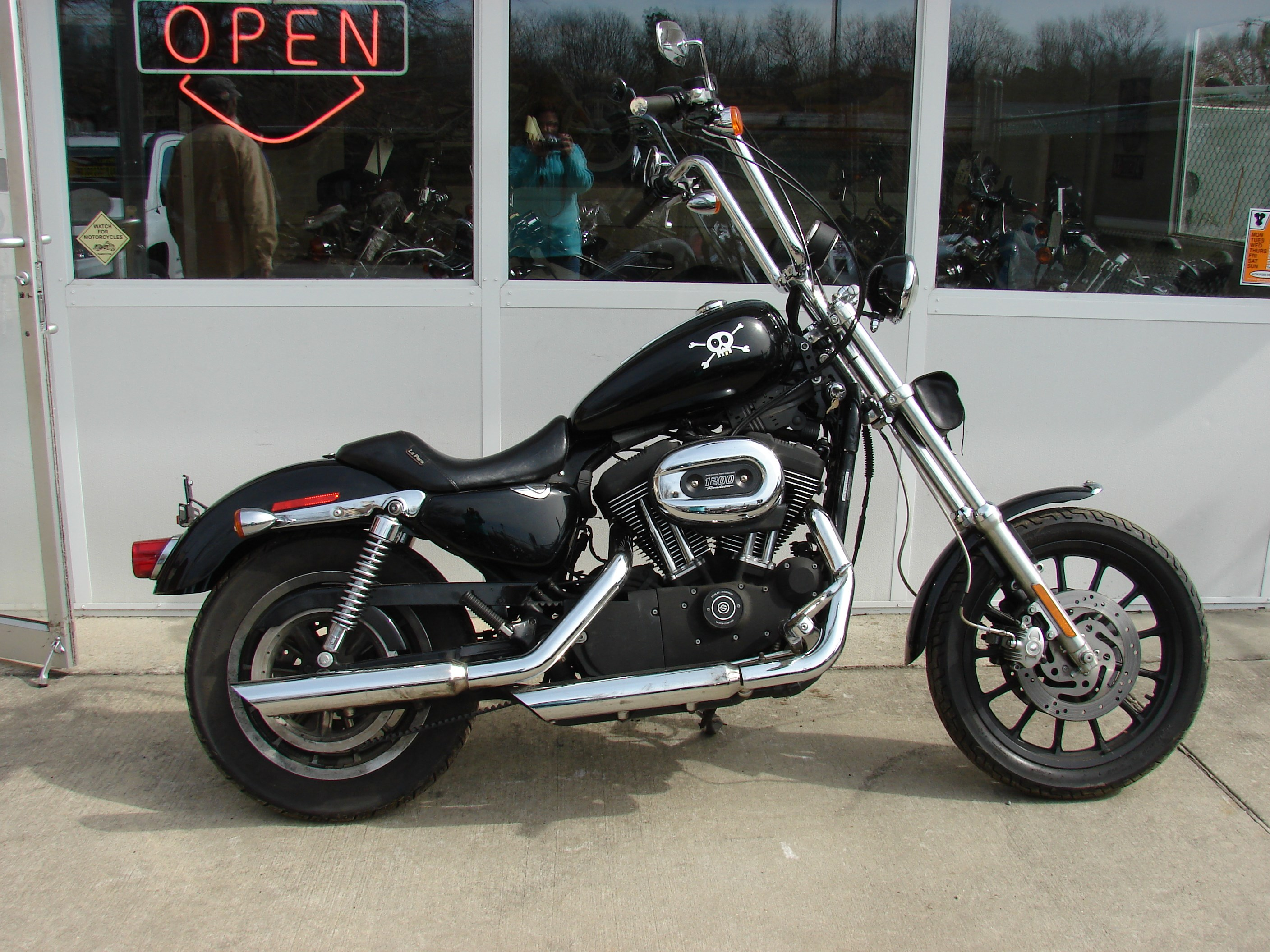 all new used harley davidson sportster 1200 roadster 22 bikes page 2. Black Bedroom Furniture Sets. Home Design Ideas