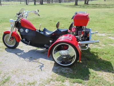 Used 2013 Special Construction Custom Trike