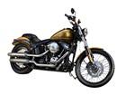 New 2013 Harley-Davidson® Softail® Blackline™