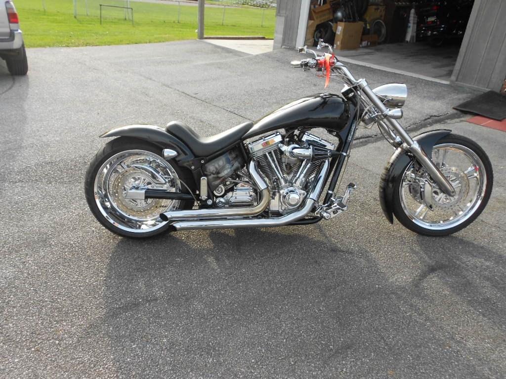2004 American IronHorse Slammer – $10900