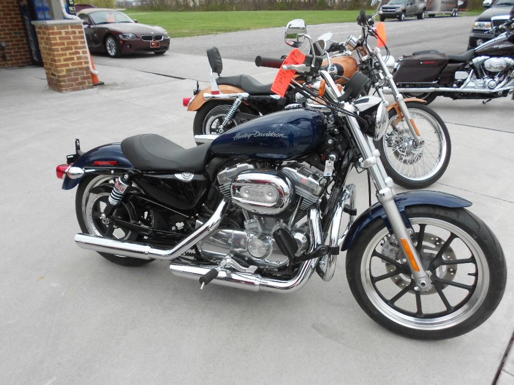 2013 Harley-Davidson® XLH-883 Sportster® 883 – $6900