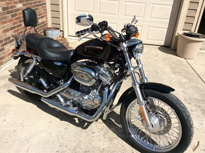 Used 2005 Harley-Davidson® Sportster® 1200