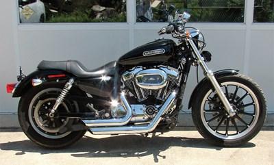 Used 2009 Harley-Davidson® Sportster® 1200 Low