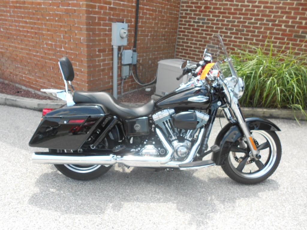 2012 Harley-Davidson® FLD Dyna® Switchback – $12500