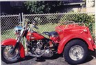 Used 1968 Harley-Davidson® Servi-Car without tow bar
