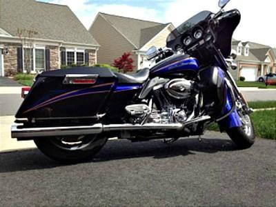 Used 2004 Harley-Davidson® Screamin' Eagle® Electra Glide®