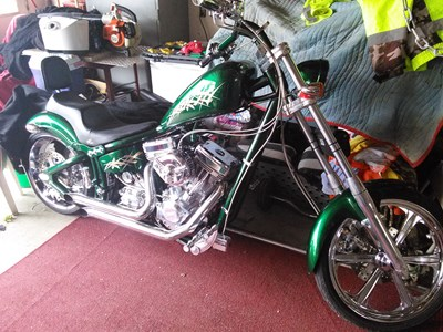 Used 2005 Swift Bar Chopper