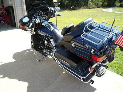 Used 2006 Harley-Davidson® Electra Glide® Ultra Classic® Firefighter/Peace Officer