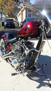 Used 2004 Big Bear Choppers Venom Chopper