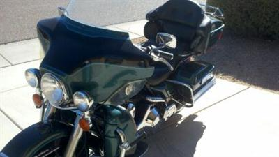 Photo of a 2000 Harley-Davidson® FLHTCU/I Ultra Classic® Electra Glide®