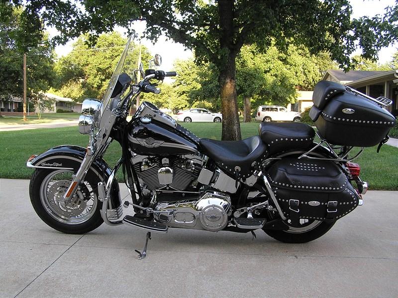2003 Harley-Davidson® FLSTC/I-ANV Heritage Softail ...