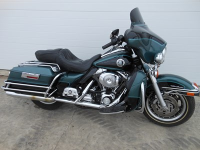 Used 2002 Harley-Davidson® Ultra Classic® Electra Glide®